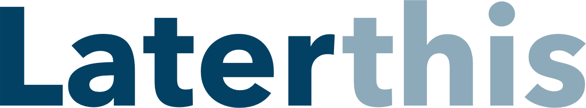 LaterThis logo